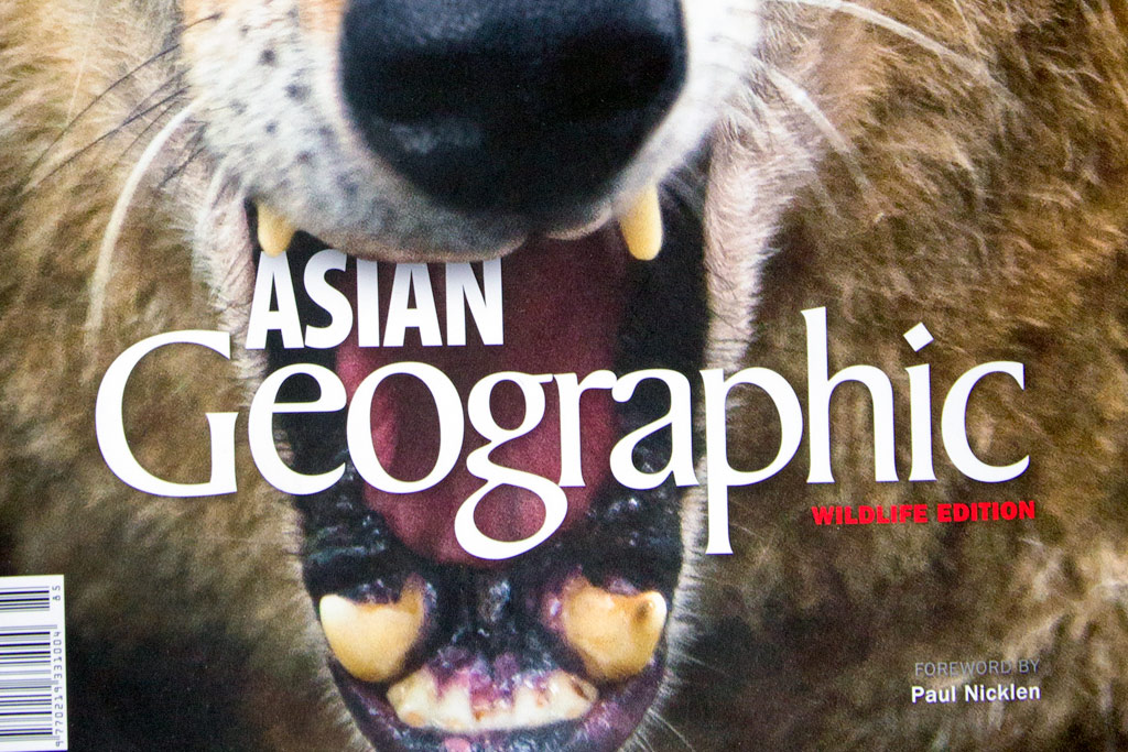 geographic magazine Asian