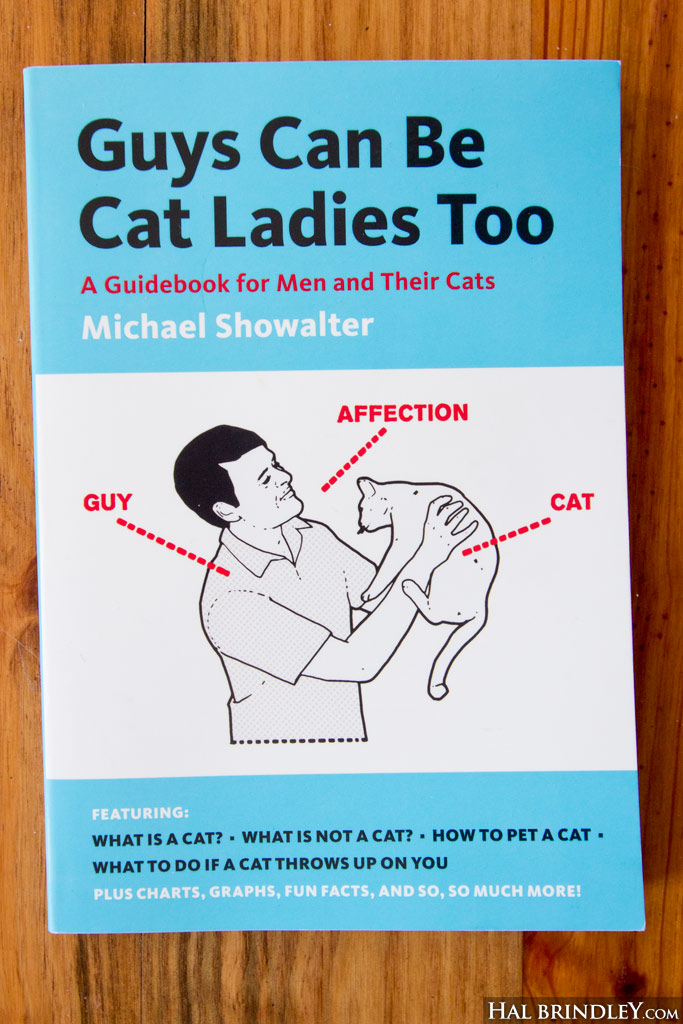 Cover of the book Guys Can Be Cat Ladies Too