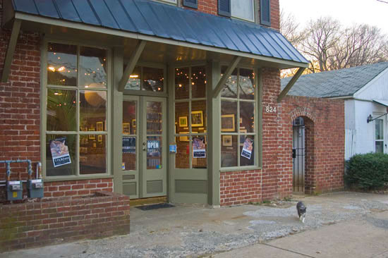 Creature Gallery, featuring the wildlife photography of Hal Brindley in Charlottesville, Virginia